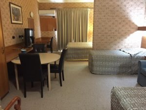 2 Bedroom 2 Bathroom (Disability Friendly)